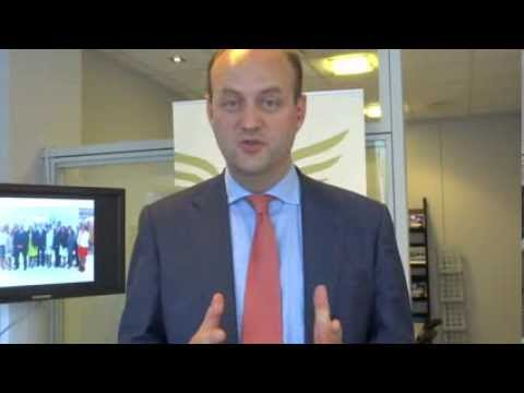 Damien Levie of the European Commission's DG TRADE on the next steps for the TTIP