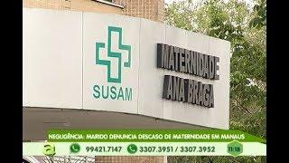 Família denuncia negligência médica na maternidade Ana Braga