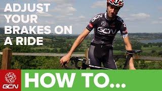 How To Adjust Y๐ur Brakes On A Ride - Roadside Maintenance