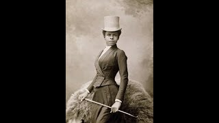 Элегантные  афроамериканки- фото 19 века.