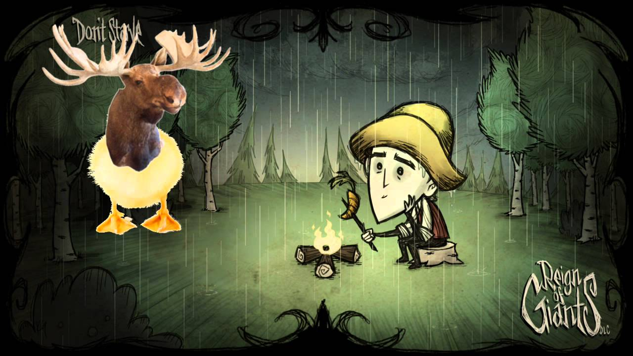 Rog Animated Wallpaper Don T Starve Reign Of Giants Soundtrack For The Glory