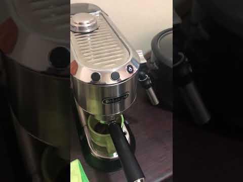 Amateur review mesin espresso delonghi EC 685