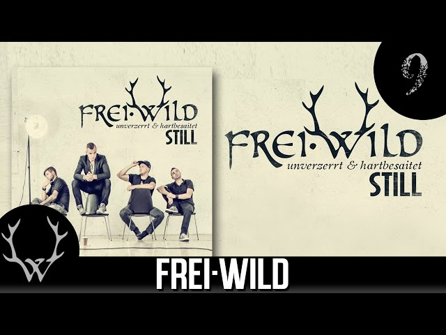 Frei.Wild - Niemand Still Album | CD1