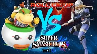 Roll Em Up | Tweek (Bowser Jr.) vs Vinnie (Sheik) Games 2 & 3