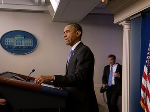 "Obama on VA health care problems: ""We've got to do better"""