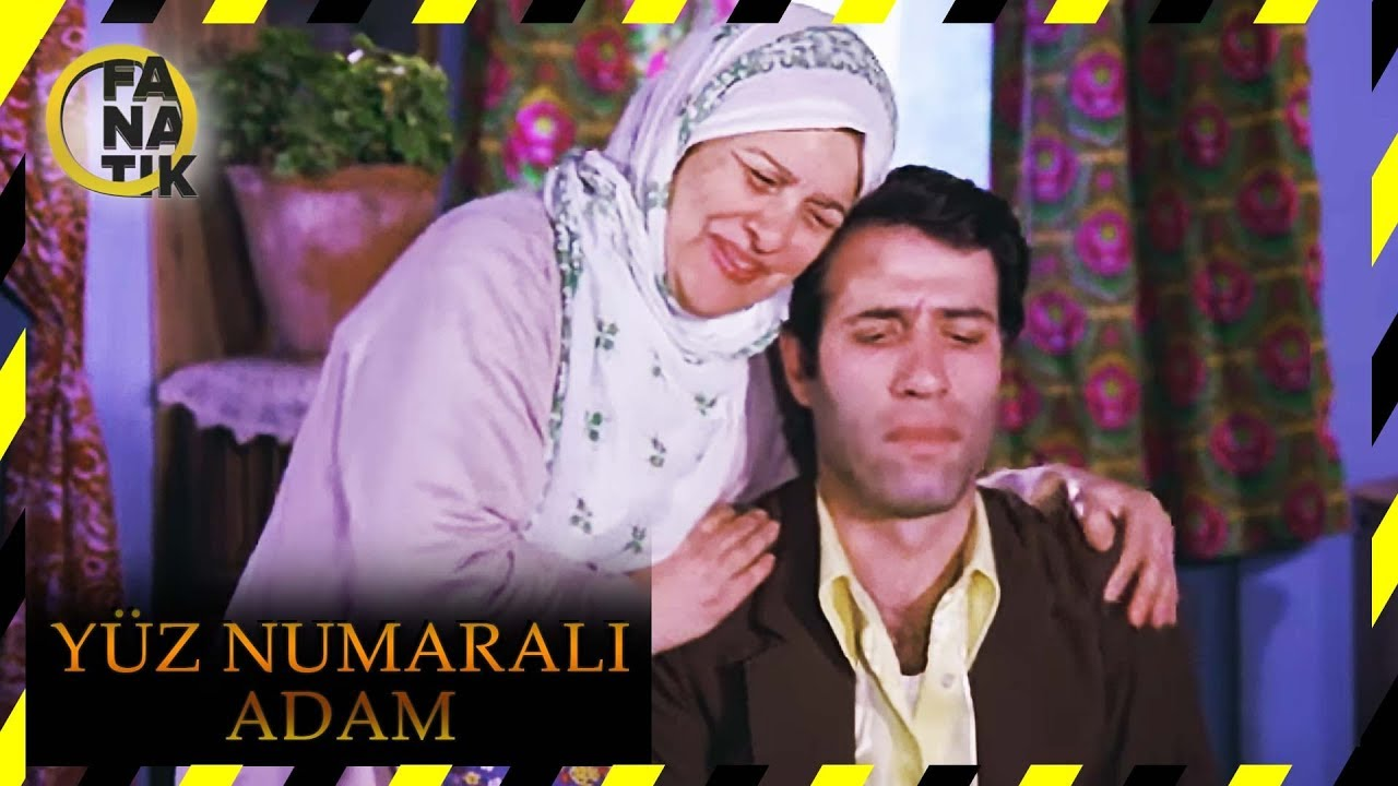 Yüz Numaralı Adam - Eski Türk Filmi Tek Parça (Restorasyonlu)