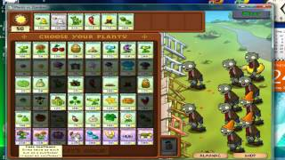 PLANTS VS ZOMBIES-UNLIMITED SUN HACK