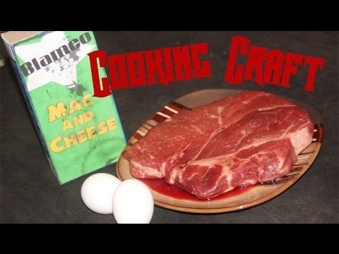 Fallout NV Brahmin Wellington: Cookingcraft