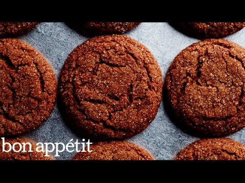 Chewy Molasses Cookies: All You Ever Wanted