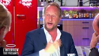 Benoît Poelvoorde déchaîné chez C à vous - 22/06/2015