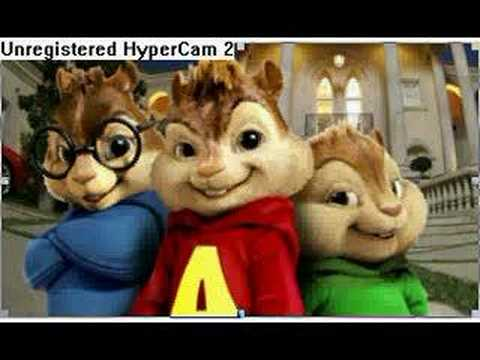 alvin and the chipmunks- dont matter