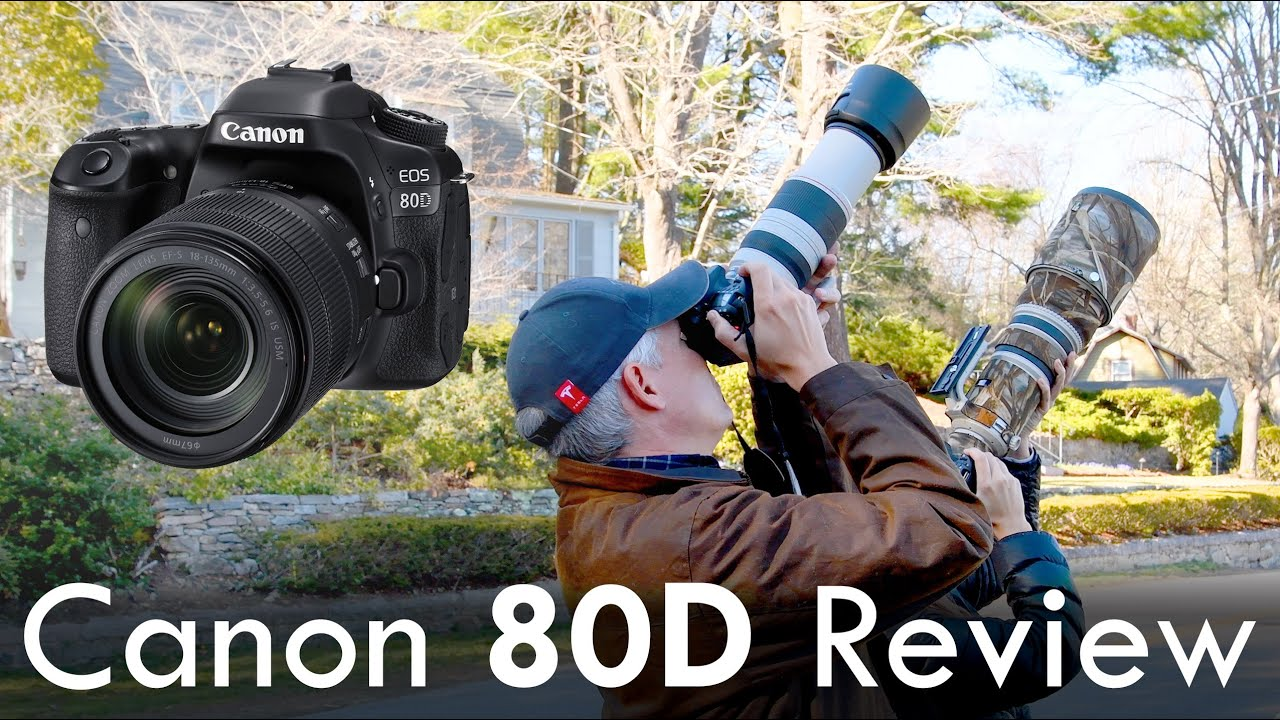 Canon EOS 80D video review (and comparison with 70D, 7D Mk