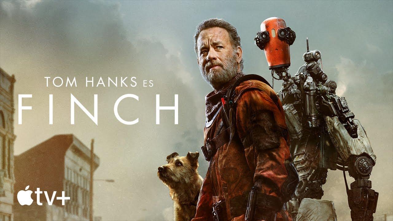 Finch — Tráiler oficial | Apple TV+