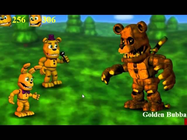 Fredbears & Springbonnie Remastered #2 Final