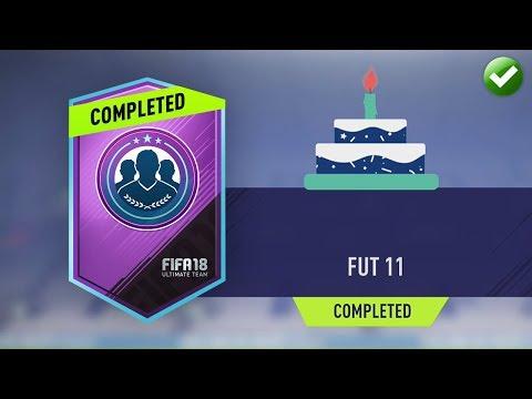 FUT 11 SBC! (CHEAP/ EASY) | FIFA 18 Ultimate Team