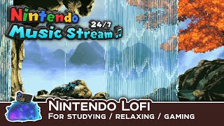 Nintendo Lofi (For Studying / Relaxing / Gaming)