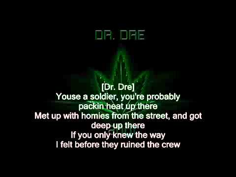 Dr. Dre - The Message (feat. Mary J Blige)