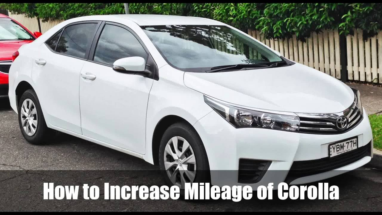 100 Working Trick to Increase Mileage of Toyota Corolla Altis