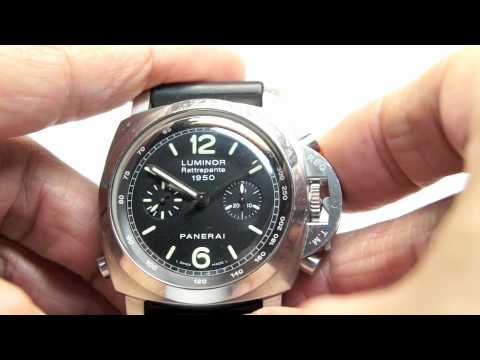Panerai Luminor 1950 Chrono Rattrapante