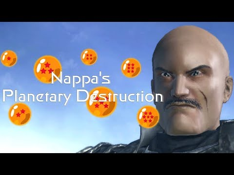 Dark Souls 3 PvP | Nappa's Planetary Destruction (Sunlight Blade Top Ten Submission) - Dragon Ball Z