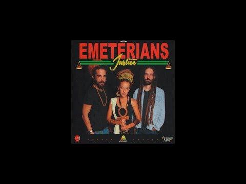 EMETERIANS - JUSTICE - Video Lyrics (Cosme Deyah Prods 2019)