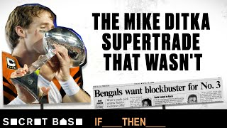 The Bengals were one decision away from a dynasty but bungled it away