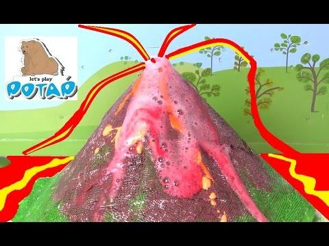История шести наиболее опасных вулканов мира