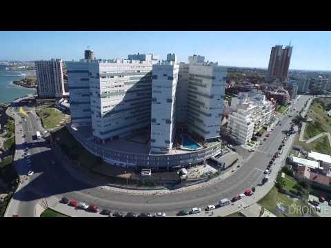 Mar Del Plata - ARGENTINA - 2da PARTE (desde un drone) full HD