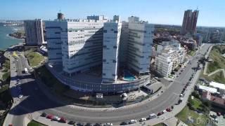 Mar del Plata 2da PARTE (desde un drone) full HD