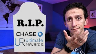 Chase Ultimate Rewards Has FAILED CUSTOMERS & Is NO LONGER A Must Use Program