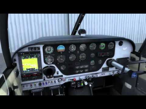 [Prepar3d] Comanche 250 - KYKM (Yakima Air Terminal/Mcallister Field) flying to KUAO (Aurora State)