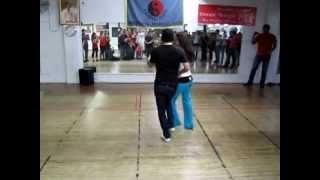 Gator Salsa Club Fall 2012 Extravaganza - Salomon Amaya And Danely Jimenez Salsa Workshop