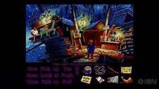 Monkey Island 2 PS3 - Chopping Leg Off