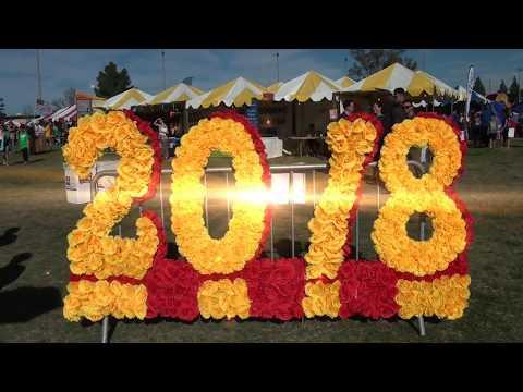San Diego Tet Festival 2018 - Vietnamese Schools Performance
