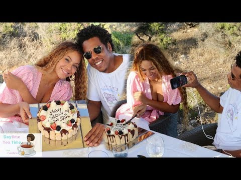 BEYONCE shares her BIRTHDAY pictures and a BEAUTIFUL MESSAGE to her fans!