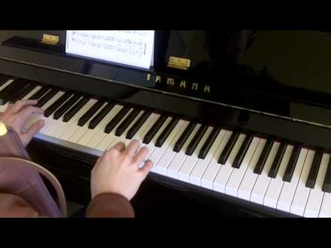 ABRSM Piano 2013-2014 Grade 2 C:5 C5 David Blackwell Cat's Eyes arr Hall Performance