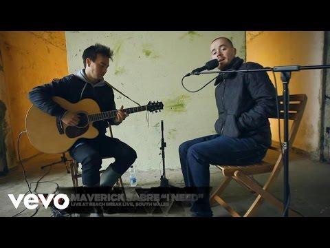 I Need (VEVO SummerSix Acoustic at Beach Break Live)