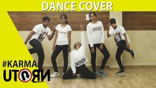 U Turn The Karma Dance Cover | Fitness Edge | Nani Nikson | Raj Charmer