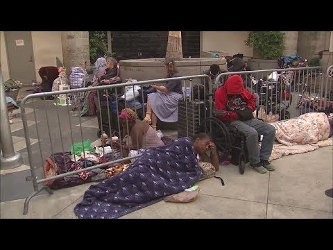 Hepatitis A outbreak: Vaccinations given to homeless, shelter workers