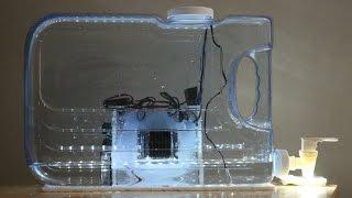 How to Make Water Cooler - DIY