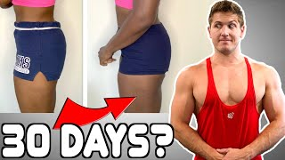 """As/Is Does """"100 Squats A Day For 30 Days"""" 
