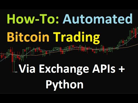 How to do Automated Bitcoin Algo Trading via BTC-e Trade API