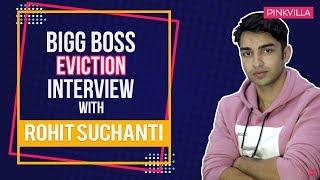 Bigg Boss 12 evicted contestant Rohit Suchanti: I don't why Vikas Gupta spoke against me