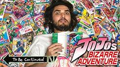 I Spent 41 Days Reading ALL the JoJo's Bizarre Adventure Manga.