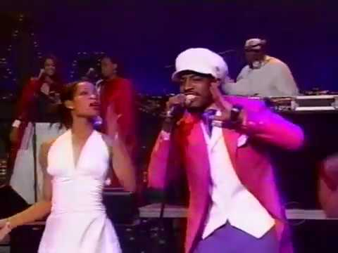 Outkast - Hey Ya - Late Show With David Letterman