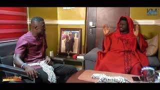 CHOP BAR PASTOR  PLEADING KWAKU MANU TO REPLACE HIM BEFORE ANGEL AJAGURAJA ON AGGRESSIVE INTERVIEW🔥