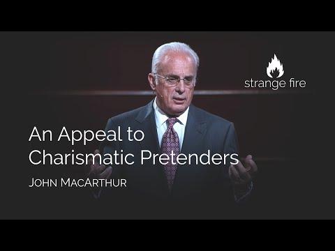 An Appeal to Charismatic Pretenders (John MacArthur) (Matthew 7:13–27)