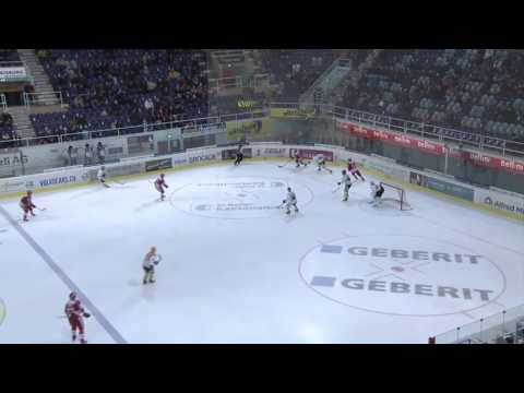 Highlights: SCRJ Lakers vs Hockey Thurgau