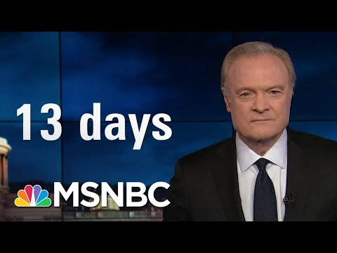 Donald Trump Said 'We Love You' To The Invaders | The Last Word | MSNBC