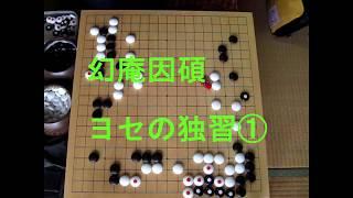 幻庵因碩 ヨセの独習① MR囲碁2152